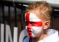 ST Georges Day Celebrations, Birmingham